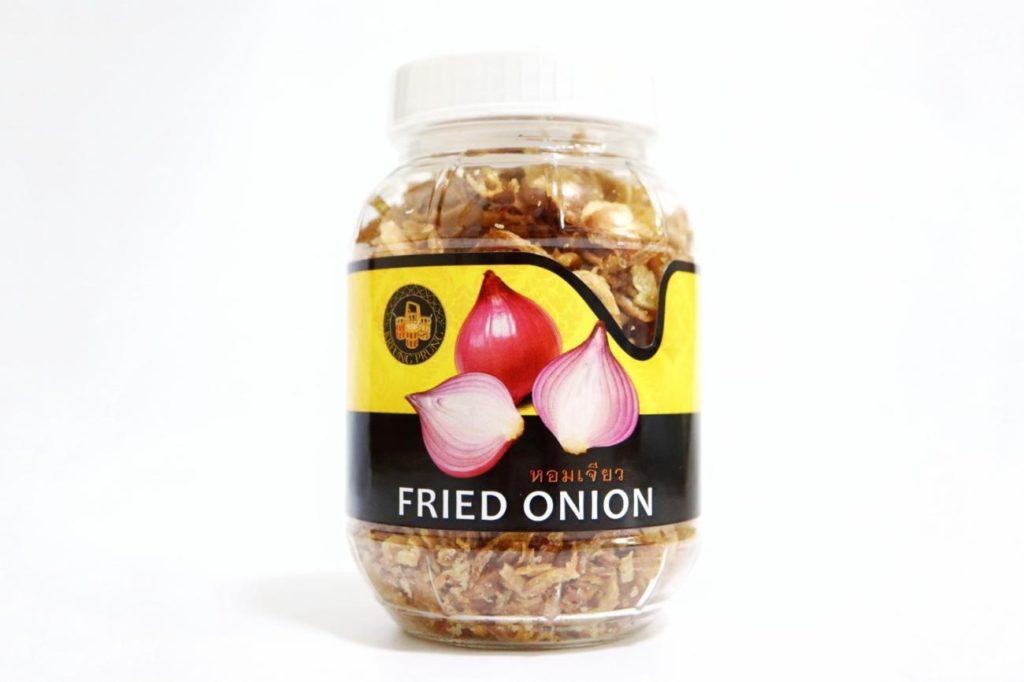 カルディで購入したクアンプルン:フライドオニオン