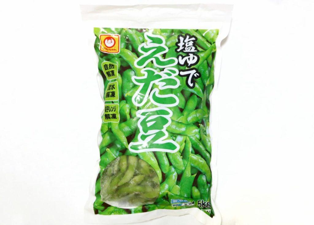 東洋水産 塩ゆで枝豆