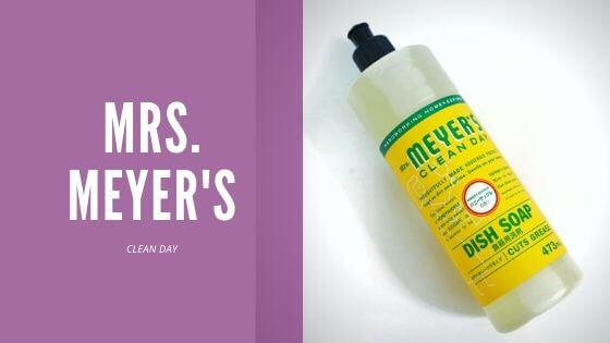 MRS.MEYER'S CLEAN DAY