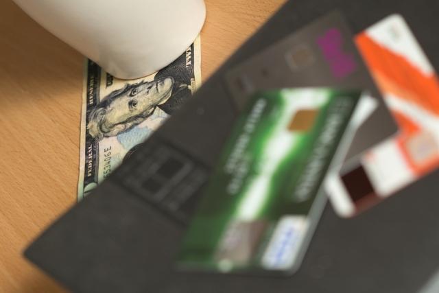外国のお金とクレジットカード