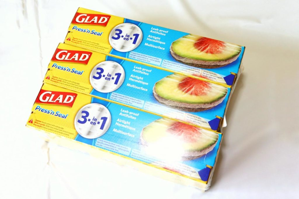 コストコで購入したGLAD Press'nSeal
