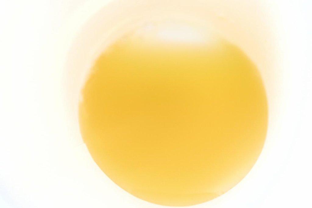 100%オーガニックのオレンジジュース