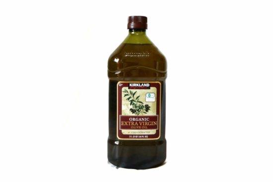 コストコで購入したカークランドオーガニックエクストラバージンオリーブオイル