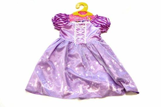 コストコで購入したディズニープリンセスのドレス【ラプンツェル】