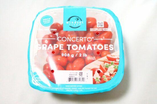 コストコで購入したコンチェルト グレープトマト