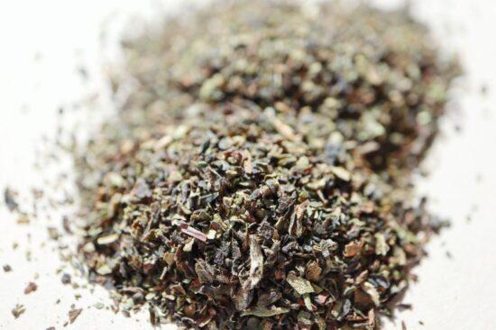 ジャンナッツダージリンの茶葉