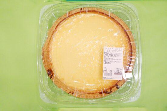 コストコで購入したトリプルチーズタルト