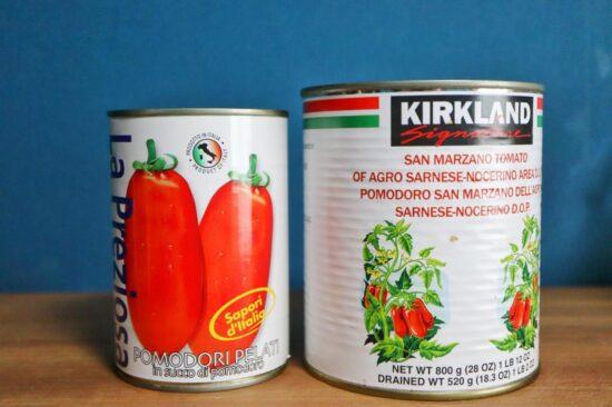 普通のトマト缶との大きさ比較