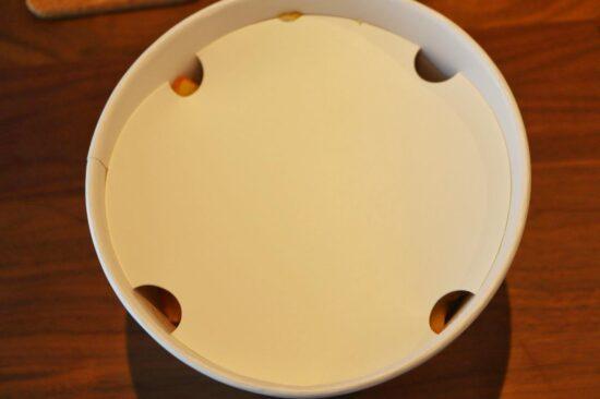 チキンナゲット&ポテトのパッケージ
