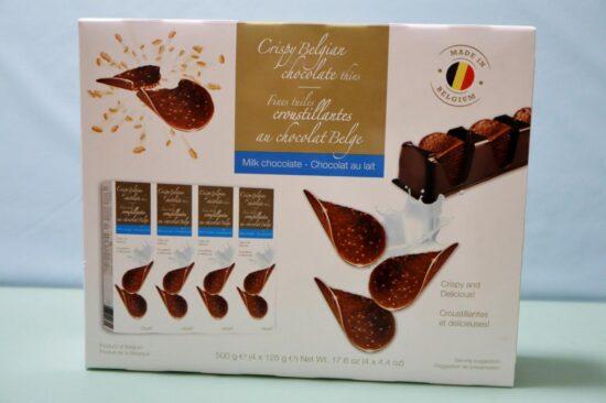 コストコで購入したハムレット チョコクリスピー